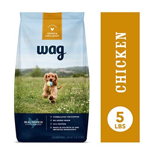 Recipe Puppy Chow - Amazon Brand - Wag Dry Dog