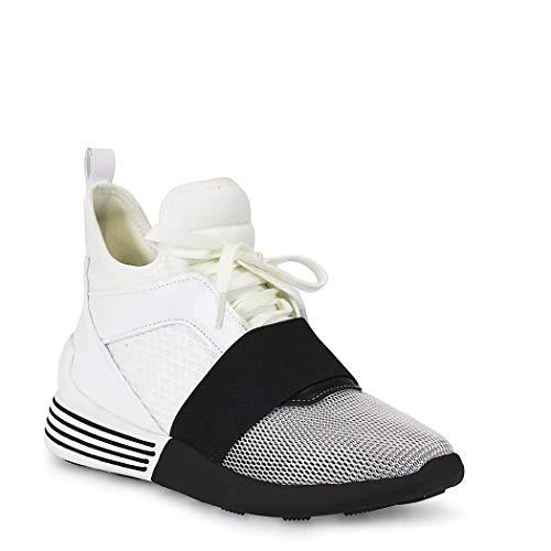 Top Sneakers Kylie Donna Hi Bianco Kendall Pelle Kkbraydin xR8qwEwtS