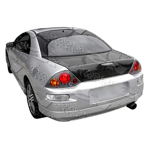 VIS Racing (00MTECL2DOE-020C) OEM Style Hatch Carbon Fiber - Compatible for Mitsubishi Eclipse 2000-2005 (2000 2001 2002 2003 2004 2005   00 01 02 03 04 - Carbon Oem Eclipse Mitsubishi Fiber