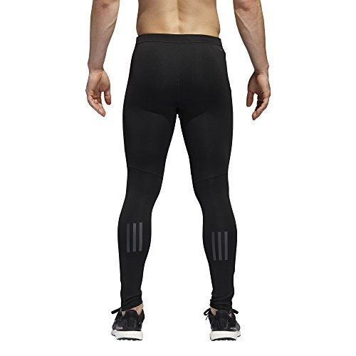 adidas Men's Response Long Tights, Black/Black, XX-Large by adidas (Image #4)