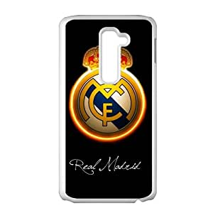 The Real Madrid Cell Phone Case for LG G2