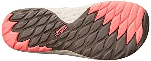 Sandalias Vesper Aluminium Convertible Gris para Merrell Mujer vP8EWqw