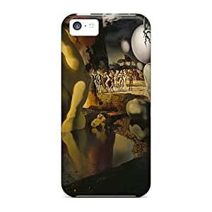 Hard Plastic Iphone 5c Case Back Cover,hot Salvador Dali Case At Perfect Diy