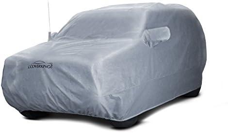 Coverkingカスタムフィット車のカバーキャデラックEscaladeモデル–ガードプラス(シルバー)