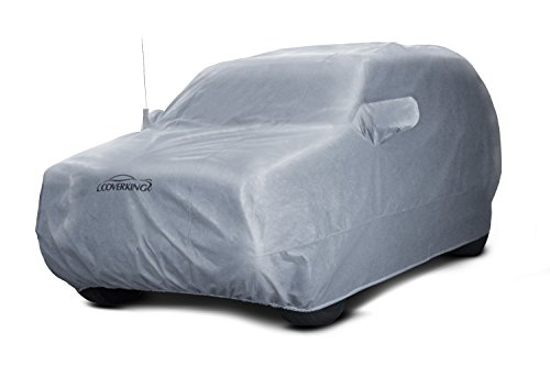 Coverking Custom Car Cover for Select Toyota FJ Cruiser Models - Silverguard Plus (Silver)