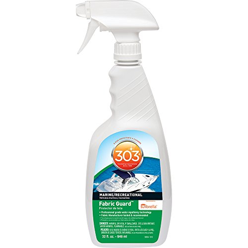 303 (30604-6PK) Fabric Guard, Upholstery Protector, Water and Stain Repellent, 32 fl. oz., Pack of 6