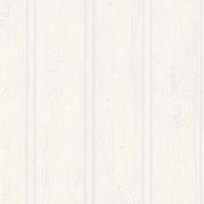 Brewster 425-6033 Northwoods Lodge Beadboard Wallpaper, 20.5-Inch by 396-Inch, White