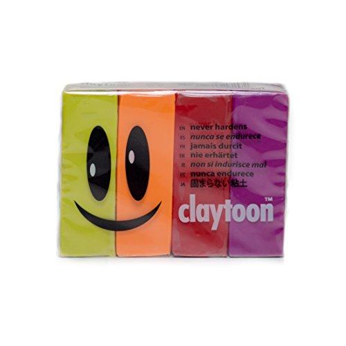 Van Aken Claytoon 18157 Hot 4 Colors Set