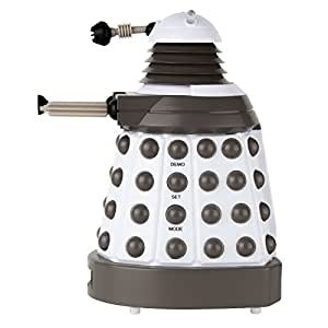 Doctor Who Dalek Projector Alarm Clock - Digital Timer with Dr. Who Sound Effects
