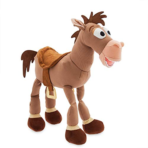 Jessie On Toy Story (Disney Bullseye Plush - Toy Story - Medium - 17)