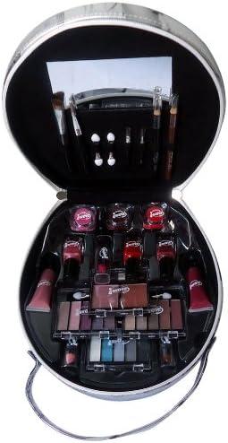 Gloss - caja de maquillaje, caja de regalo para mujeres - Maleta de Maquillaje - Beauty Friends - 39 Pzs: Amazon.es: Belleza