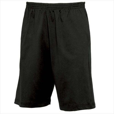 B&C - Sport-Shorts 'Move' M,Black