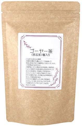 ゴーヤー茶(ゴーヤ茶)(種入り焙煎)沖縄産 50g ゴーや茶