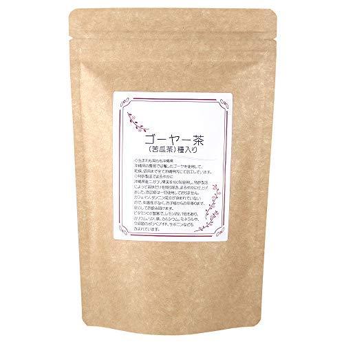Bitter Melon Tea. 50g. Japanese Dry goya-cha Cut Type. Made in Japan.0kinawa.