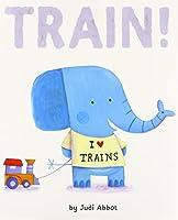 Chugga Chugga Choo Choo: Train Books!
