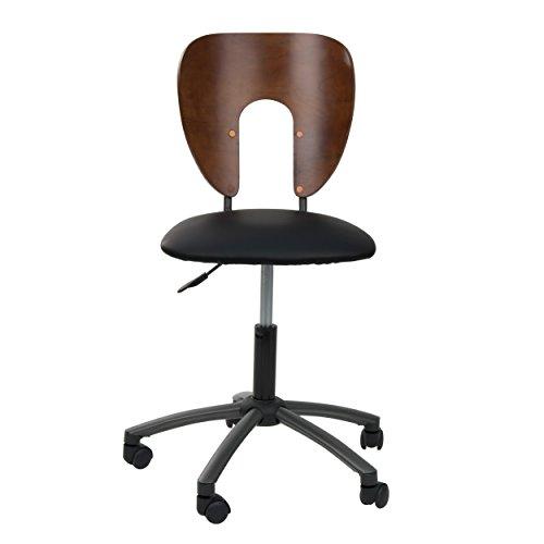 Drafting Table Chair (Studio Designs Ponderosa Chair in Sonoma Brown 13249)