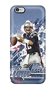 High Quality Shock Absorbing Case For Iphone 6 Plus-tom Brady