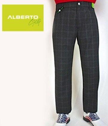 (アルベルト)ALBERTO PANTS PRO-D/56474C チャコールグレー