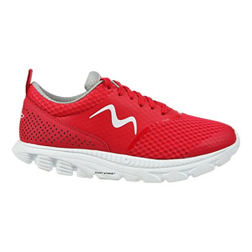 ZAPATILLA MBT 700898-06Y SPEED 17 W ROJO Rojo