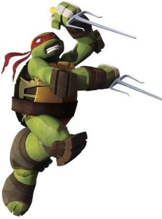 Prodashop Teenage Mutant Ninja Turtles Raphael Peel & Stick Giant Wall Decals