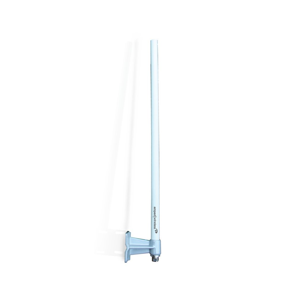 Amped A8EX High Power Outdoor 8dBi Omni-Directional Wi-Fi Antenna Kit by Amped Wireless (Image #1)