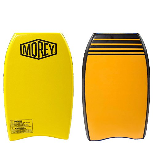 Morey Bodyboards Mini Boogie 21 - Yellow/Black/Orange