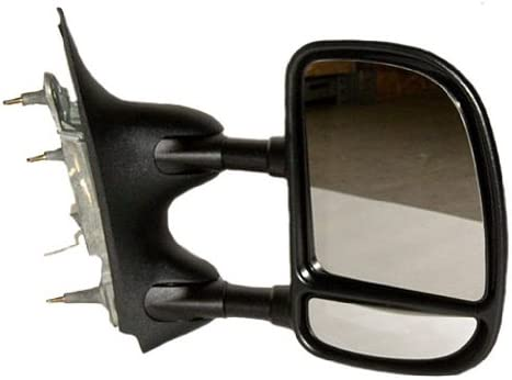 OE Replacement Ford Econoline Van Passenger Side Mirror Outside Rear View Partslink Number FO1321238