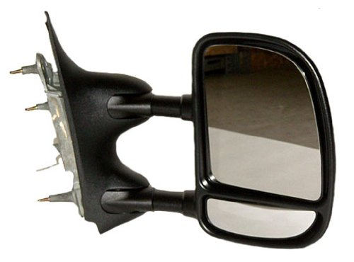 (OE Replacement Ford Econoline Van Passenger Side Mirror Outside Rear View (Partslink Number FO1321238) )