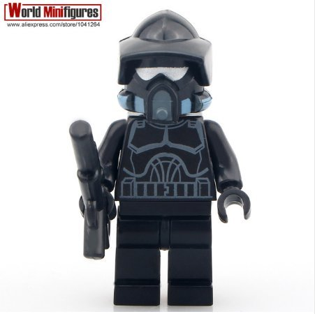 Star Wars Shadow ARF Trooper Single Sale In-stock Limited Edition Figure Polybag (Without Box )