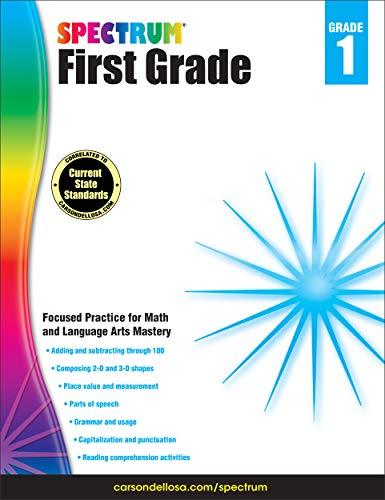 Grade Books 1st Math (Spectrum Grade 1)