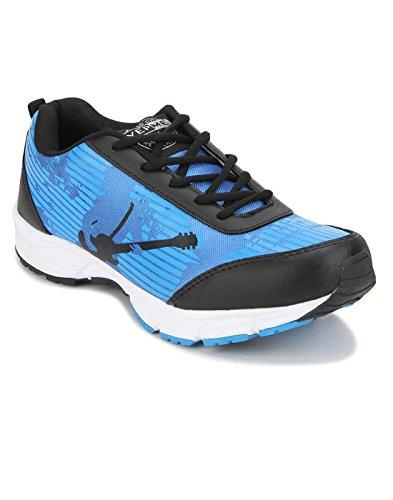 Yepme - Zapatillas de atletismo de Material Sintético para hombre azul azul
