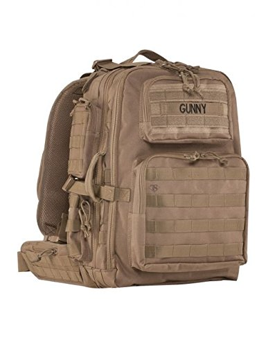 Cheap TRU-SPEC Tour Of Duty Gunny Backpack, Coyote, Large