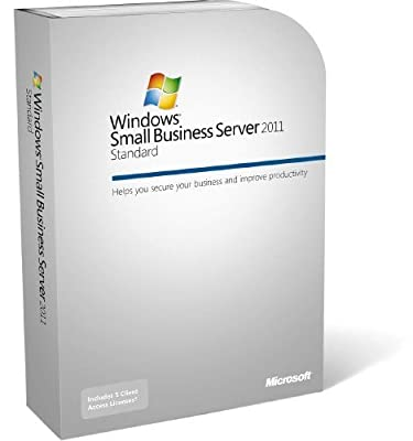 Windows Small Business Server 2011 Premium Add-on CAL (5 Users)