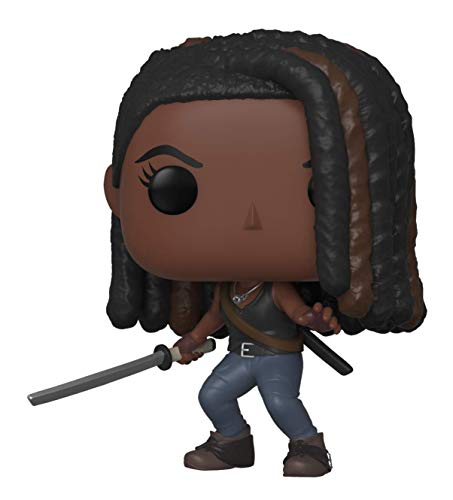 Funko Pop! Figura De Vinil TV Walking Dead - Michonne