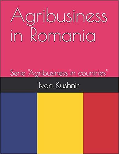 Agribusiness in Romania