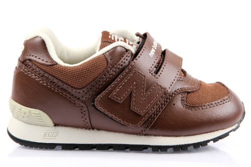 New Balance Basket KV576BNI Marron