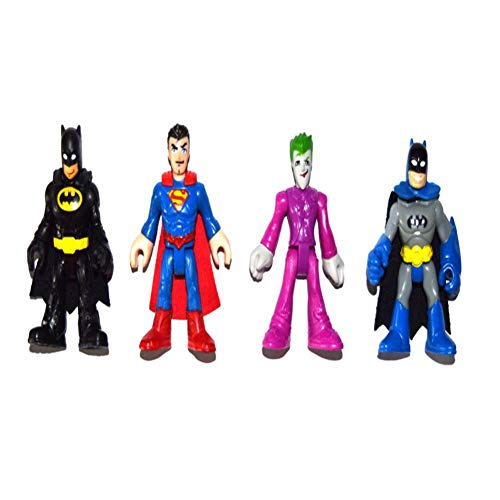 n Figure Imaginext Superman Batman Joker Loose Action Figure Toy Xmas Gift ()