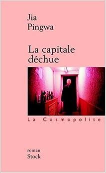 Book La Capitale déchue