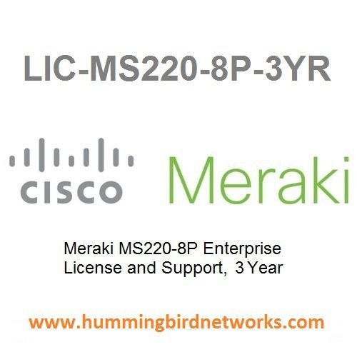 meraki-enterprise-license-for-meraki-ms220-8p-cloud-managed-gigabit-switch-3-years-lic-ms220-8p-3yr