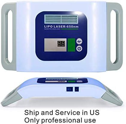 DIA Protable 650nm Liposuction Lipolaser Lipo Laser Body Slimming Beauty Machine 2