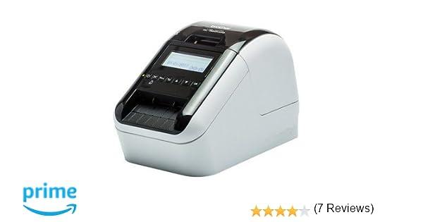 Brother QL-820NWB - Impresora de etiquetas (WiFi, Bluetooth 2.1 ...