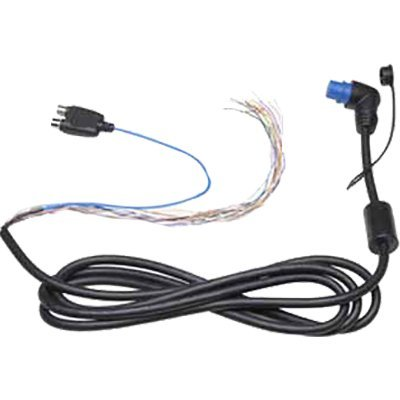 - Garmin Right Angle NMEA 0183 w/Audio Cable - 7'