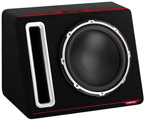 Audio BASS12APK Subwoofer Amplifier Installation