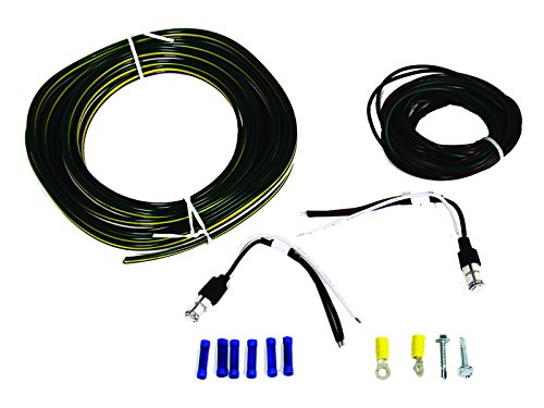 - Blue Ox  LED Tail Light Wiring Kit with Red Bulb