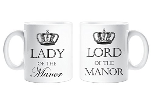 lord-of-the-manor-and-lady-of-the-manor-mug-set-novelty-cup-gift-present-couples