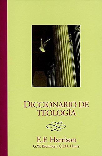 Diccionario de Teologia (English and Spanish Edition)