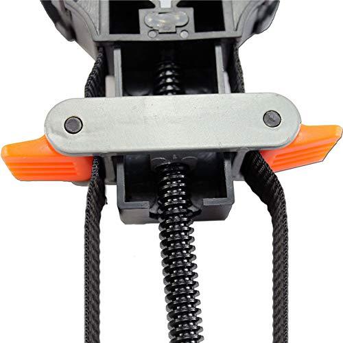 Putuio Pince de Fixation /à Angle Droit 90 degr/és pour Outils /à Main