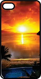 Beautiful Sunset Plastic Tpu Mobile Phone Cases Back Cover for Iphone 6