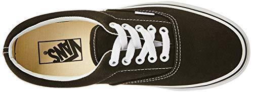 Sneaker Adulto Collo A Nero Canvas Vans Unisex Basso Era Classic black x6fpf8wqn1