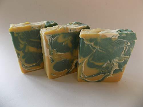 Lemon Grass, Handmade Soap - Lemons Forever